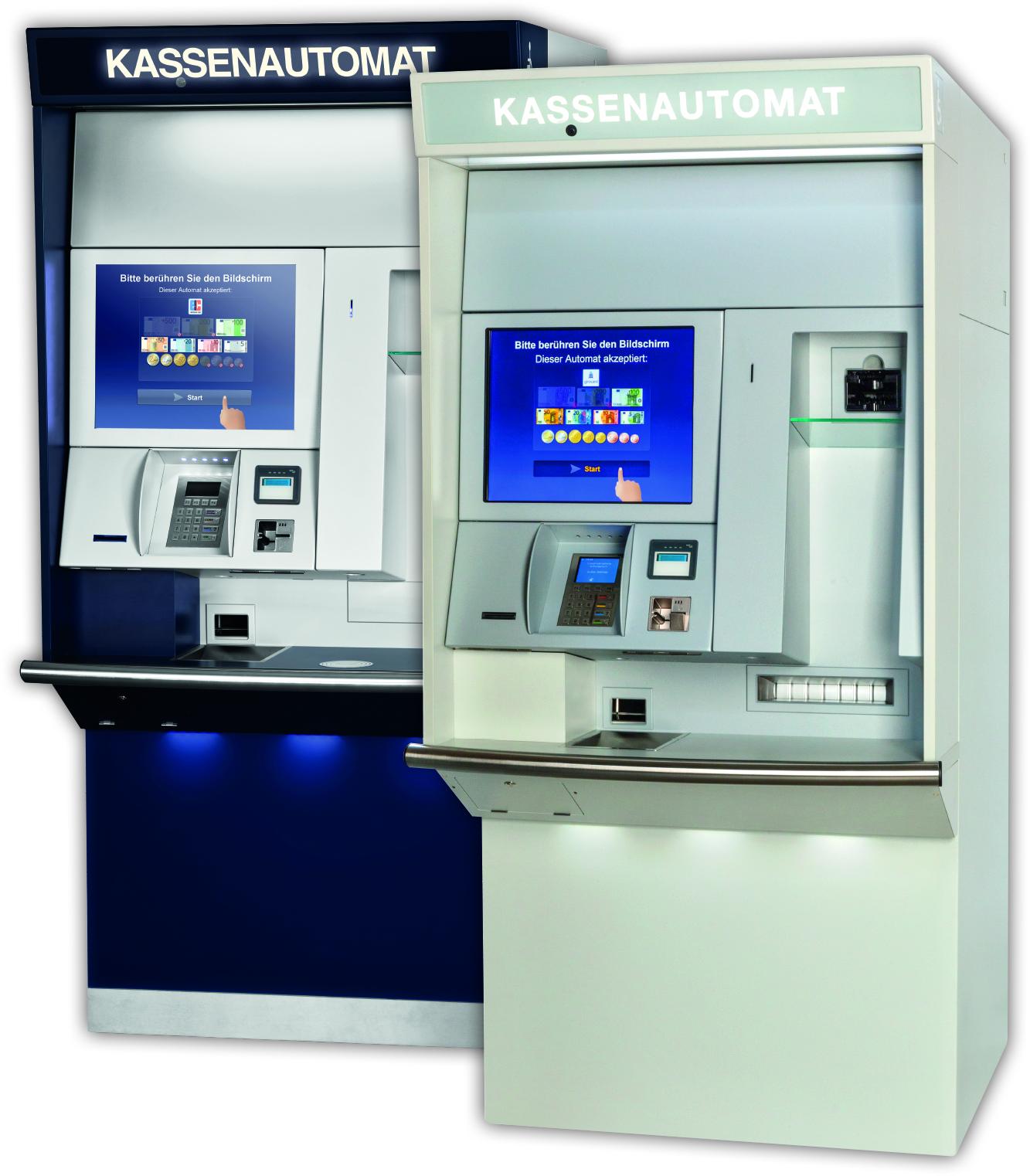 Kassenautomat MaxiPay
