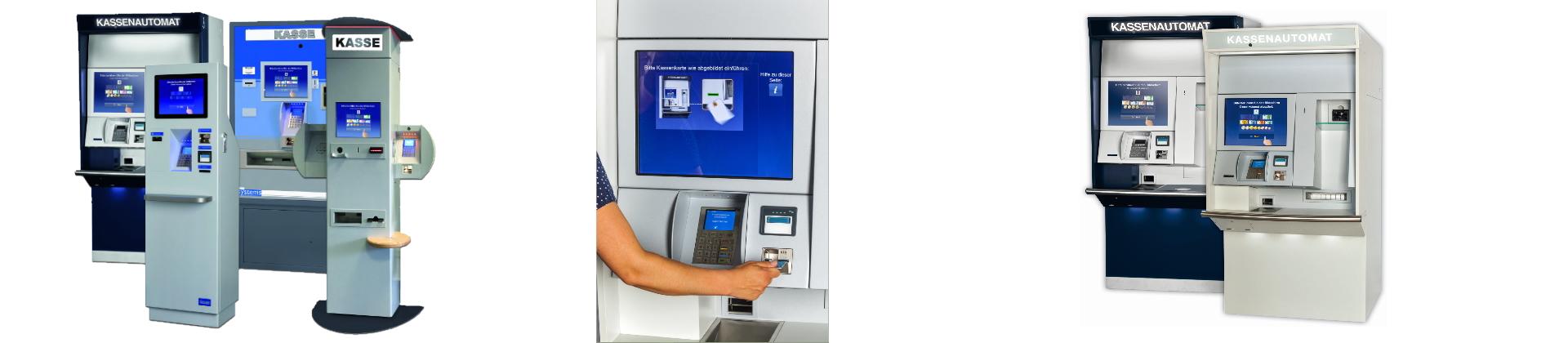 Kassenautomaten