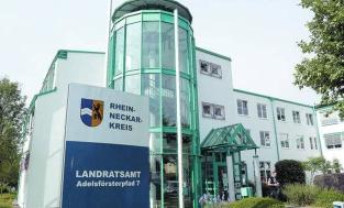 Referenzbild Landratsamt Rhein-Neckar setzt auf CSG Systeme