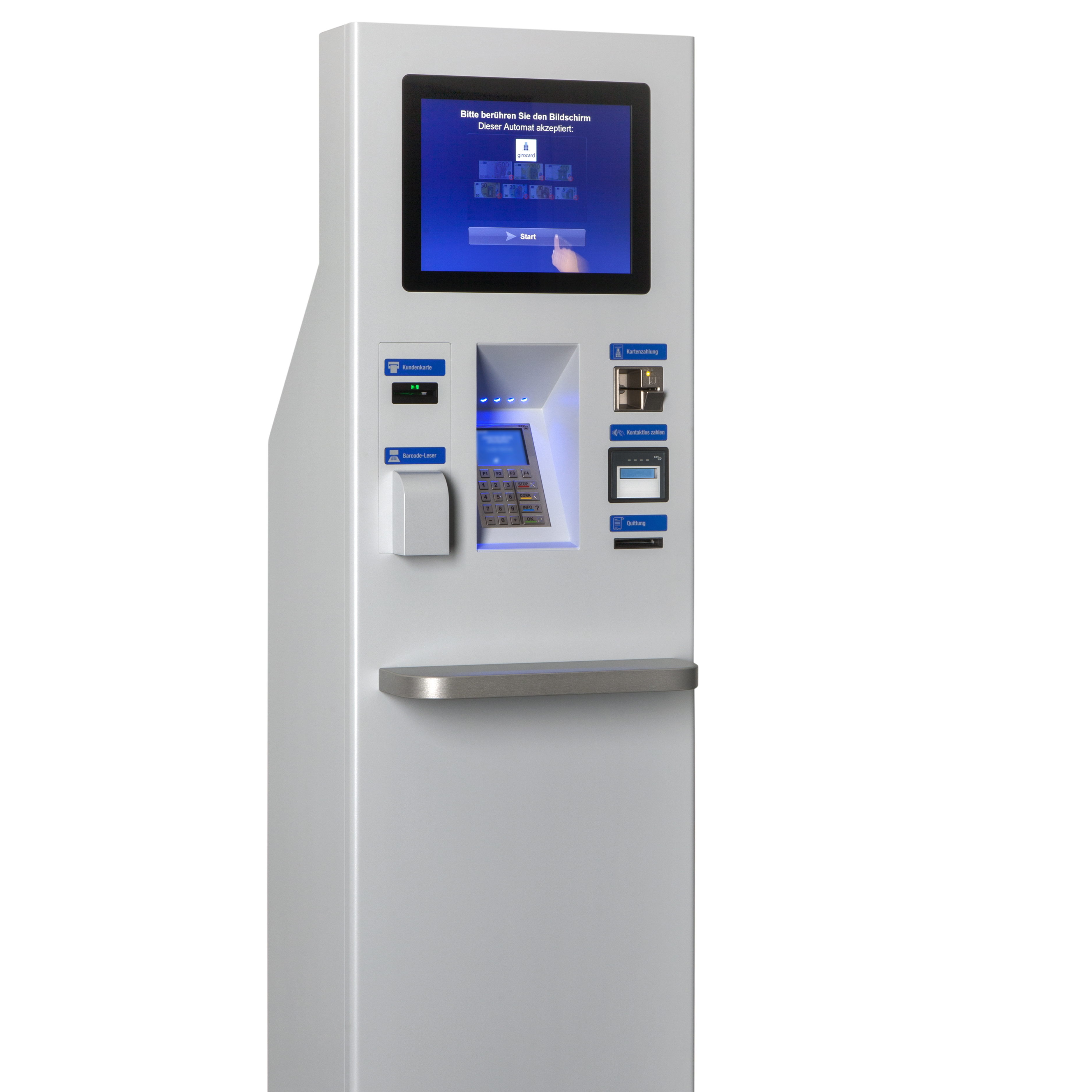 Kassenautomat Variopay