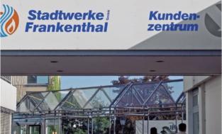 Referenzbild Stadtwerke Frankenthal